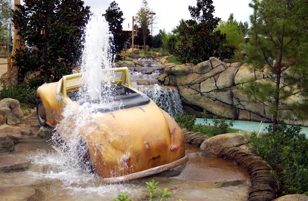 geyser falls waterpark  u2013 choctaw  mississippi