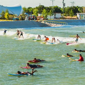 Austin Surf Park – Del Valle, Texas