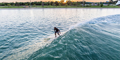 Surf Parks, Whitewater Courses & Wake lakes
